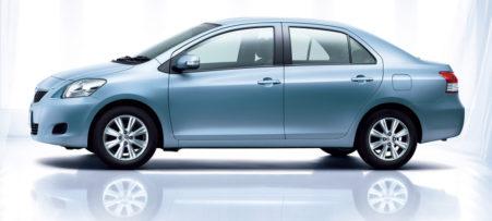History: Toyota Yaris All Generations 24