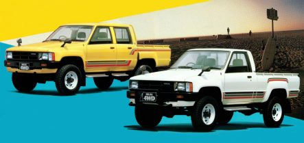 50 Years of Toyota Hilux 11