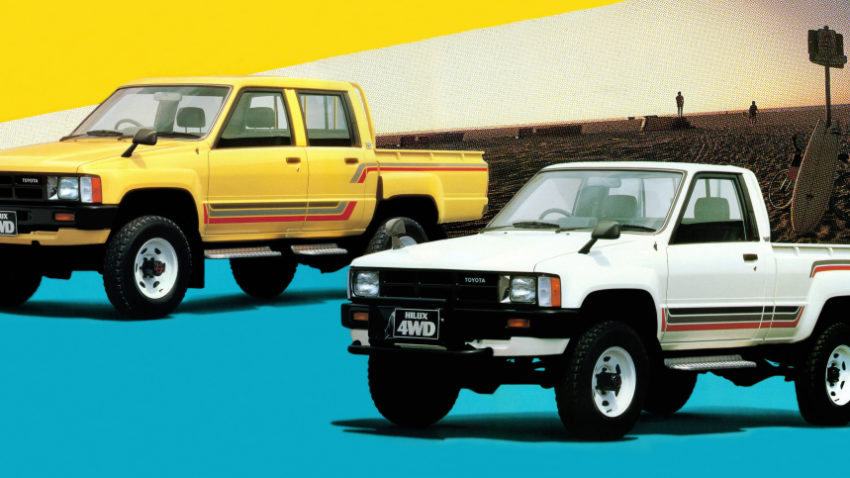 50 Years of Toyota Hilux 21