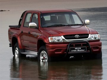 50 Years of Toyota Hilux 17