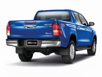 50 Years of Toyota Hilux 28