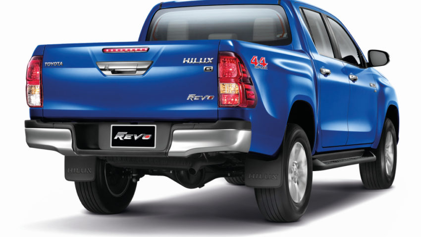 50 Years of Toyota Hilux 48