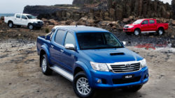 50 Years of Toyota Hilux 37