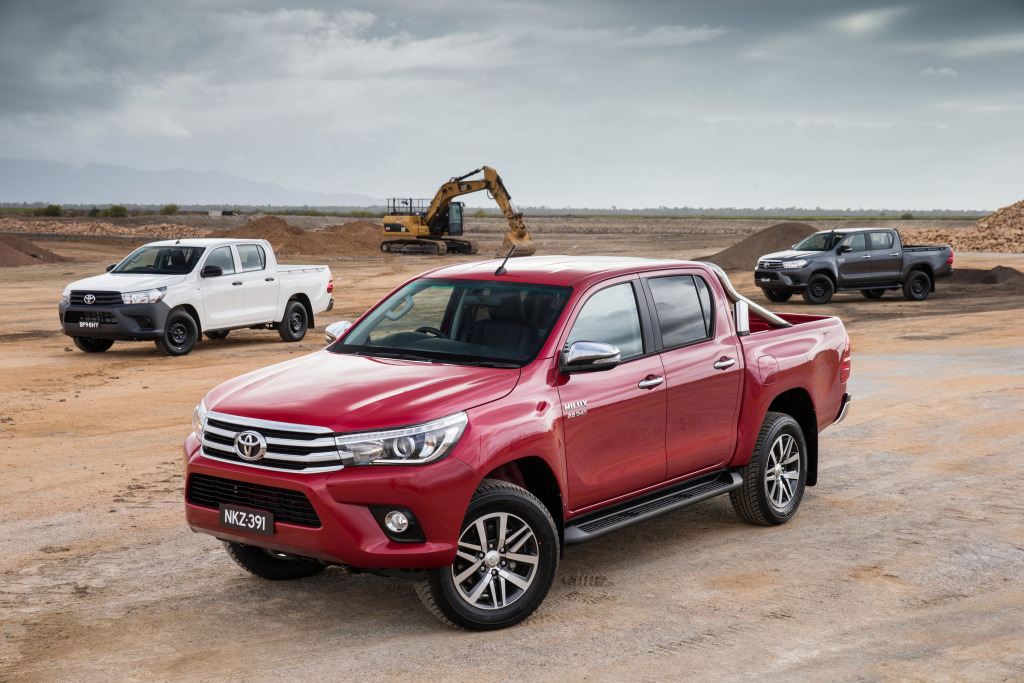 50 Years of Toyota Hilux 44