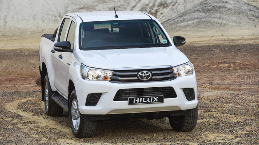 50 Years of Toyota Hilux 22