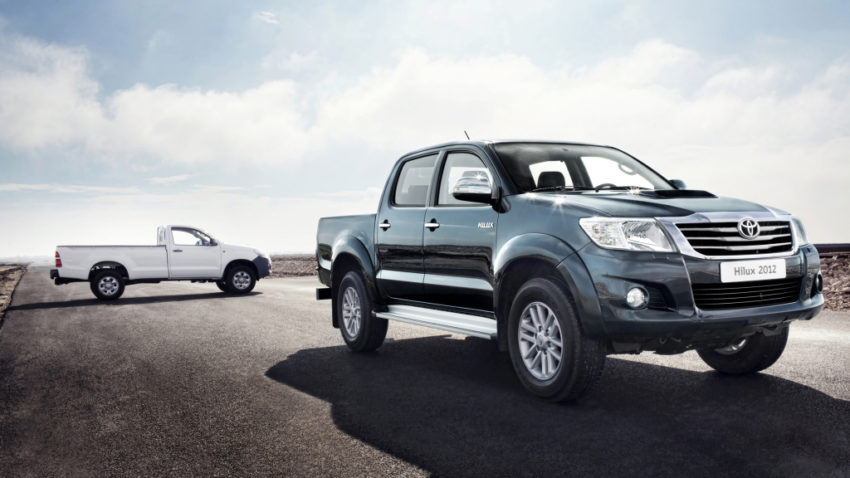 50 Years of Toyota Hilux 42