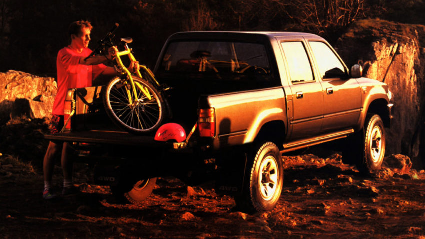 50 Years of Toyota Hilux 13