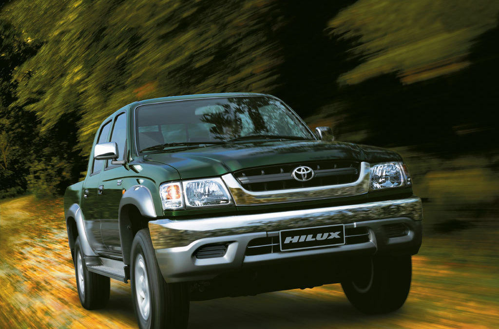 50 Years of Toyota Hilux 14