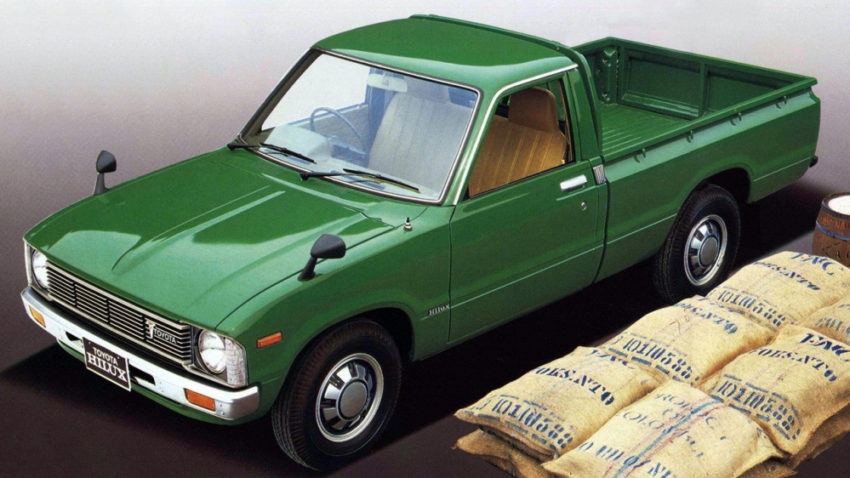 50 Years of Toyota Hilux 5
