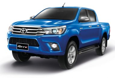 50 Years of Toyota Hilux 27