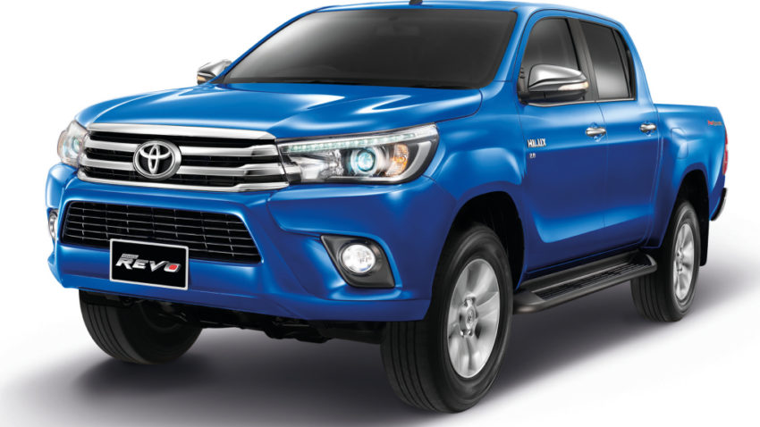 50 Years of Toyota Hilux 47