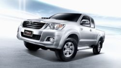 50 Years of Toyota Hilux 36
