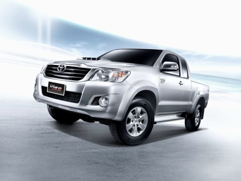 50 Years of Toyota Hilux 19
