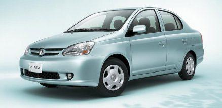 History: Toyota Yaris All Generations 9