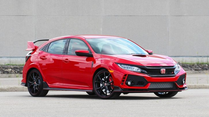 Honda Civic Type R is the Fastest Front-Wheel-Drive Car at Magny-Cours 9
