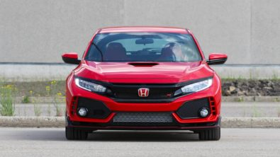 Honda Civic Type R is the Fastest Front-Wheel-Drive Car at Magny-Cours 4