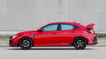 Honda Civic Type R is the Fastest Front-Wheel-Drive Car at Magny-Cours 8