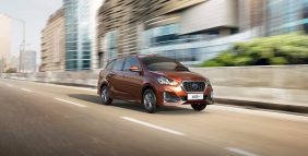 2018 Datsun GO and Datsun GO+ Facelift Launched in Indonesia 6
