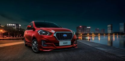 2018 Datsun GO and Datsun GO+ Facelift Launched in Indonesia 3