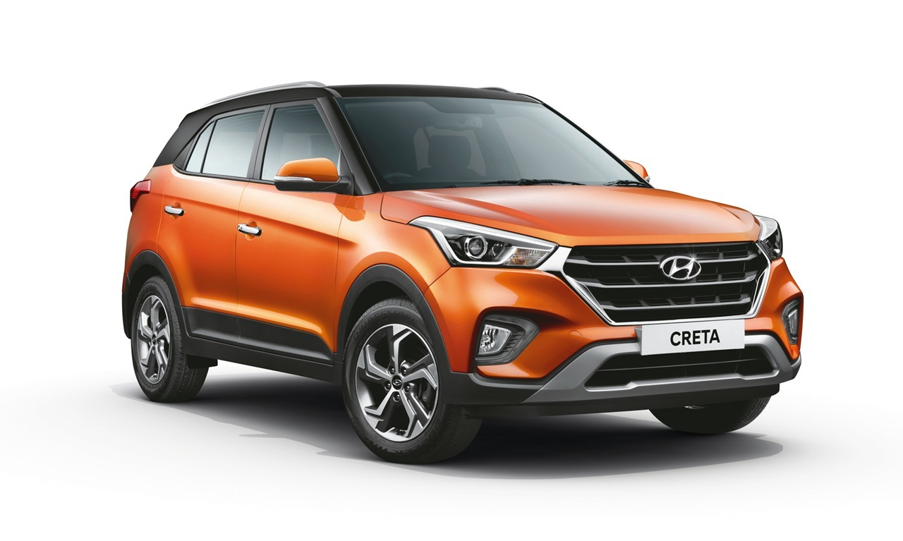 2018 Hyundai Creta Facelift Launched in India 1
