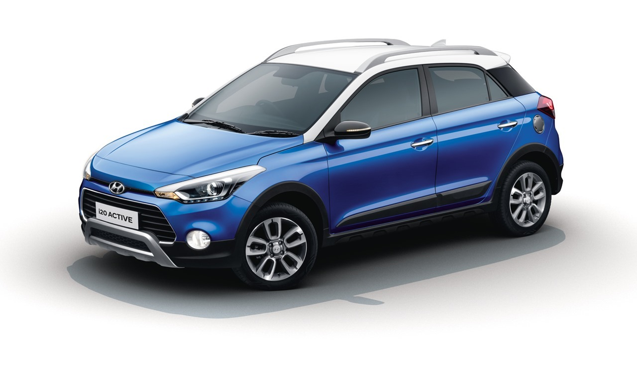 New Hyundai i20 Active Launched in India at INR 7.74 Lac 1