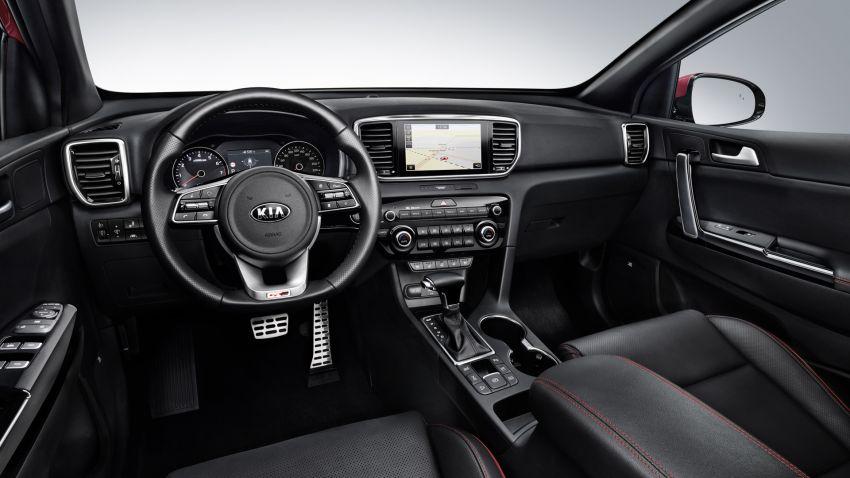 2018 Kia Sportage Facelift Revealed 7
