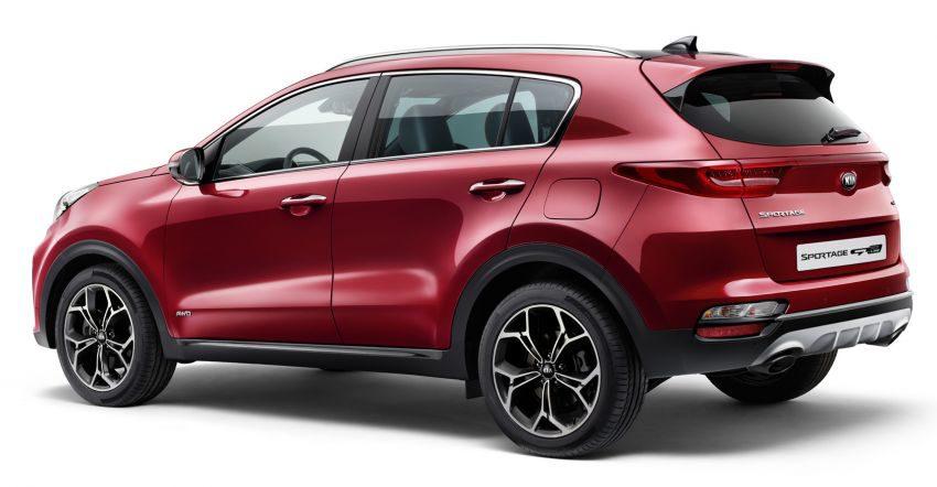 2018 Kia Sportage Facelift Revealed 5