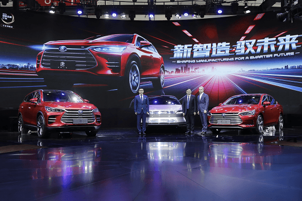 BYD Steals the Spotlight at 2018 Beijing Auto Show 14
