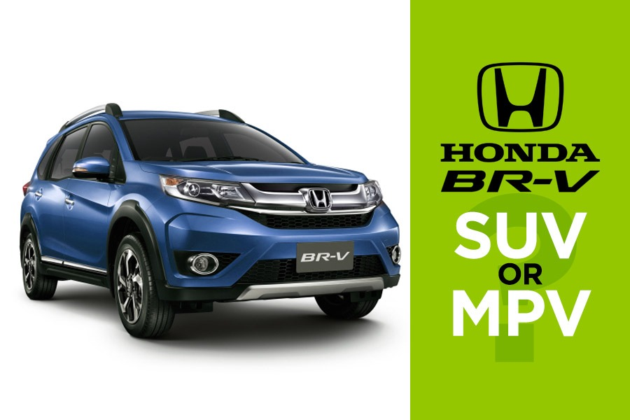 Honda BR-V: Is it an SUV or MPV? 1