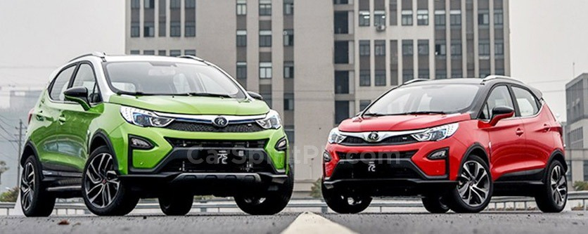BYD Yuan Subcompact Crossover 14