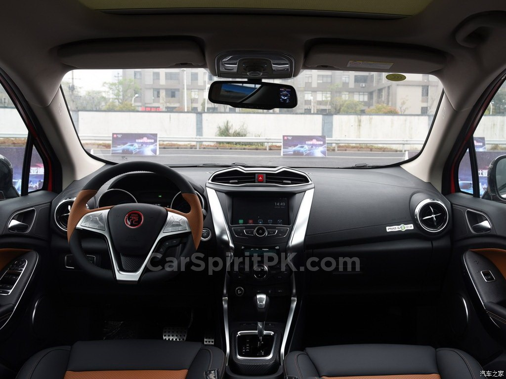 BYD Yuan Subcompact Crossover 6