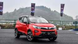 BYD Yuan Subcompact Crossover 20