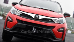 BYD Yuan Subcompact Crossover 22