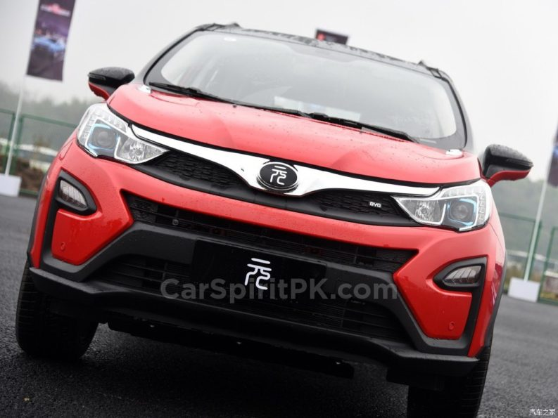 BYD Yuan Subcompact Crossover 15
