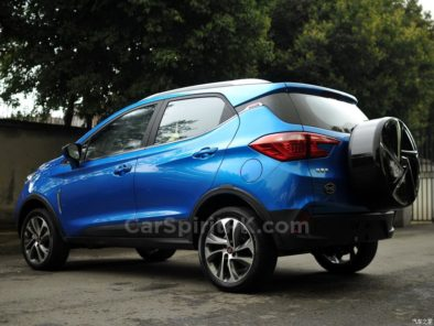 BYD Yuan Subcompact Crossover 8