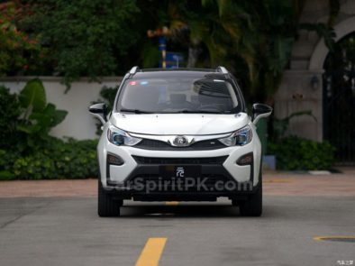 BYD Yuan Subcompact Crossover 9