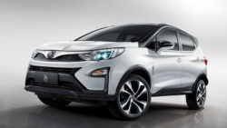BYD Yuan Subcompact Crossover 58