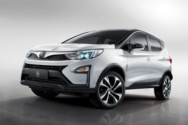 BYD Yuan Subcompact Crossover 52