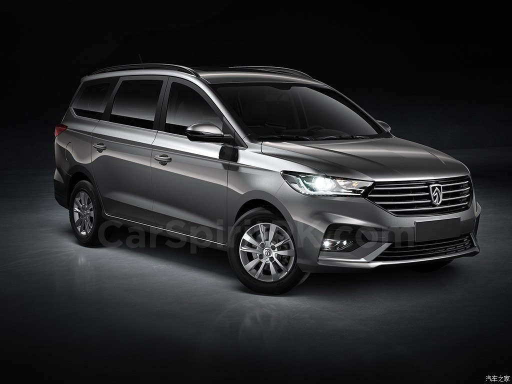 Baojun 360 MPV Launched in China 4