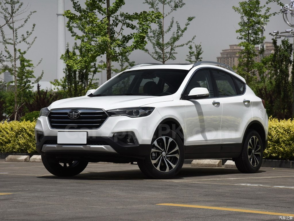 FAW Launches the 2018 Besturn X80 SUV in China 2