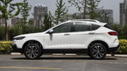 FAW Launches the 2018 Besturn X80 SUV in China 14