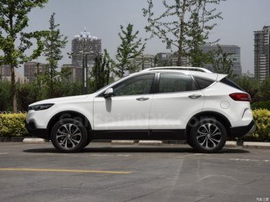 FAW Launches the 2018 Besturn X80 SUV in China 8