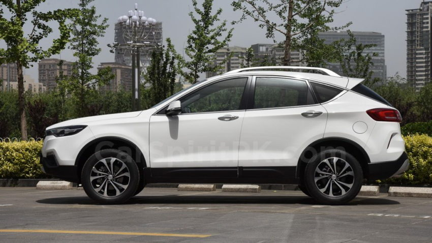 FAW Launches the 2018 Besturn X80 SUV in China 5