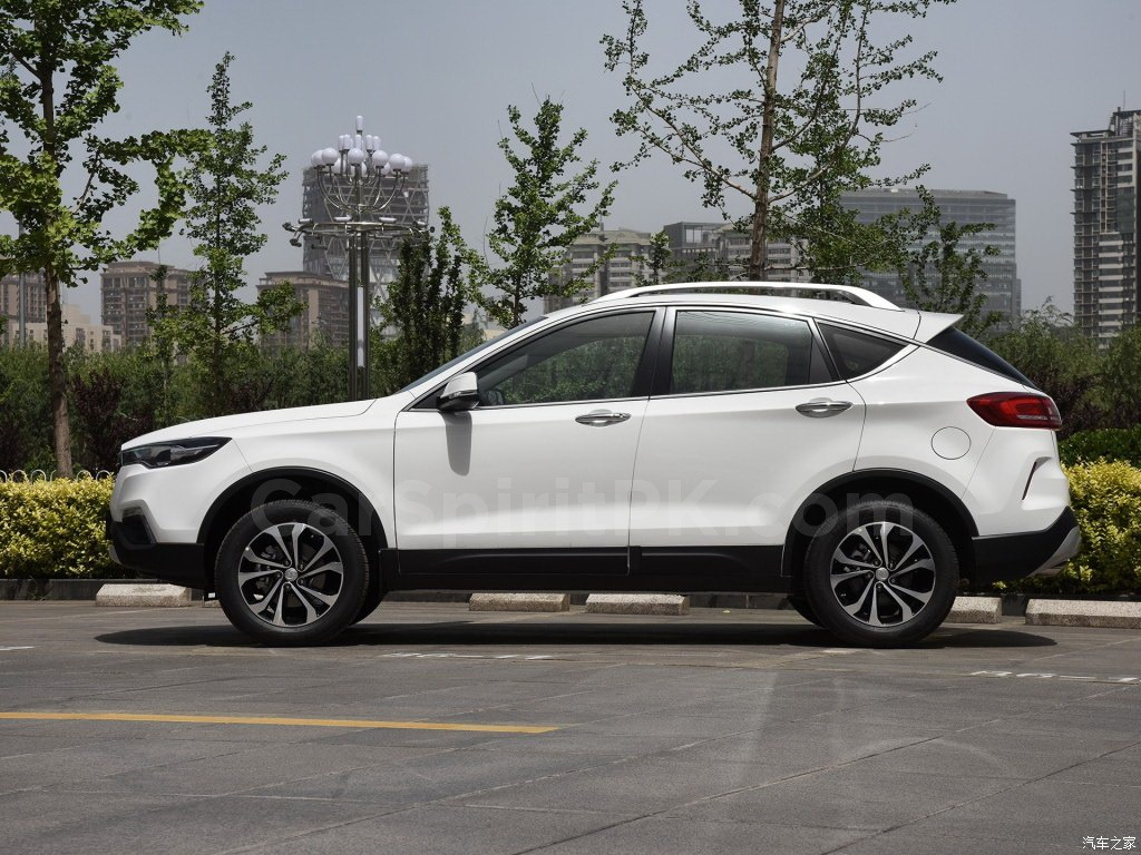 FAW Launches the 2018 Besturn X80 SUV in China 6