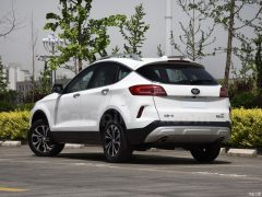 FAW Launches the 2018 Besturn X80 SUV in China 10