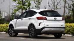 FAW Launches the 2018 Besturn X80 SUV in China 15