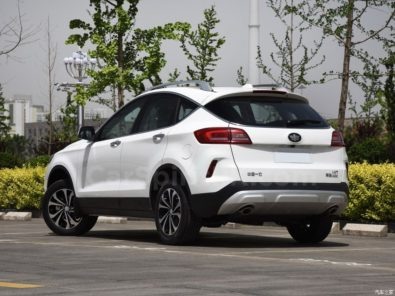 FAW Launches the 2018 Besturn X80 SUV in China 9