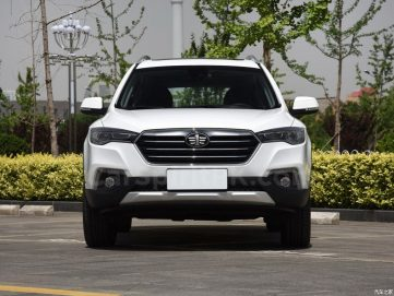 FAW Launches the 2018 Besturn X80 SUV in China 3