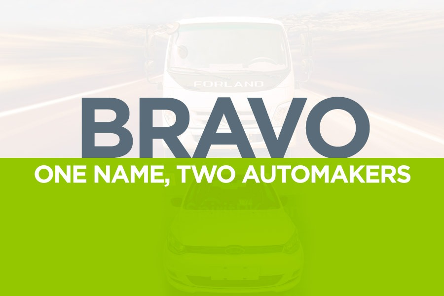 Bravo- One Name, by Two Automakers 3