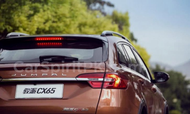 FAW all set to Launch the Jumpal CX65 Wagon in China 12